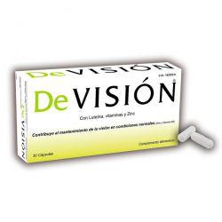 De Visión - 30 Cápsulas [Pharma OTC]