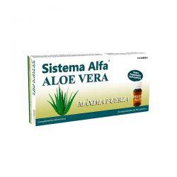 Sistema Alfa Aloe Vera - 20 Viales [Pharma OTC]