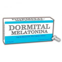 Dormital Melatonina - 30 Cápsulas [Pharma OTC]
