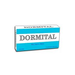 Dormital - 10ml x 10 Viales [Pharna OTC]