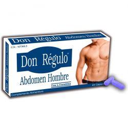 Don Régulo Abdomen Hombre - 45 Cápsulas [Pharma OTC]