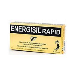 Energisil Rapid - 30 Cápsulas [Pharma OTC]