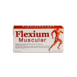 Flexium Muscular - 60 Cápsulas [Pharma OTC]