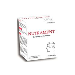 Nutrament - 5g x 20 Sobres [Pharma OTC]