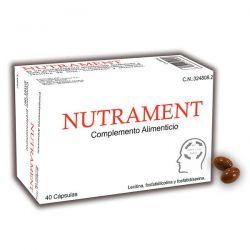 Nutrament - 40 Cápsulas [Pharma OTC]