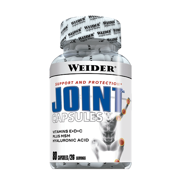 Joint Capsules - 80 cápsulas [Weider]