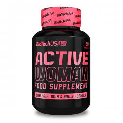Active Woman - 60 Tabletas