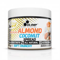 Crema de Coco y Almendra - 300g [Olimp Sport]