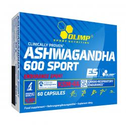 Ashwagandha 600 Sport - 60 cápsulas [Olimp Sport]