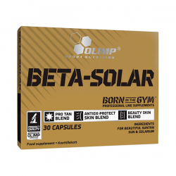 Beta-Solar - 30 cápsulas [Olimp Sport]