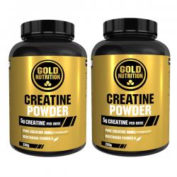 Duo pack creatine powder - 2x280g
