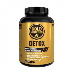 Detox - 60 Cápsulas Vegetales [Gold Nutrition]