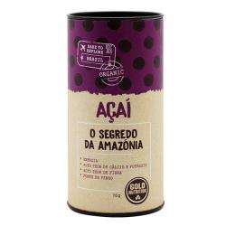 Açai Orgánico en polvo - 70g [Gold Nutrition]