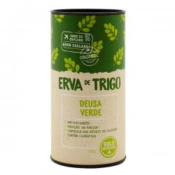 Hierba de Trigo Orgánico - 125g [Gold nutrition]