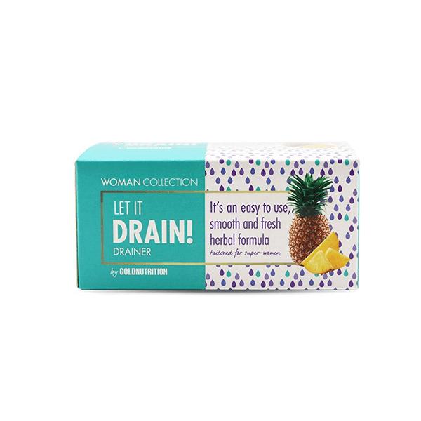 Let it Drain - 20 Viales [Gold Nutrition]