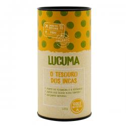 Lúcuma Orgánica - 125g [Gold Nutrition]