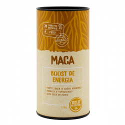 Maca Orgánica - 125g [Gold Nutrition]