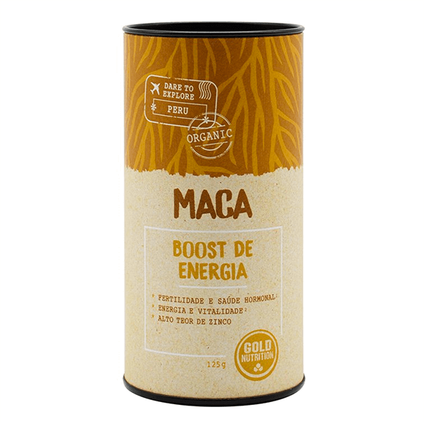 Maca Orgánica - 125g [Gold Nutrition]