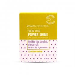 Power Shine - 60 tabletas [Gold Nutrition]