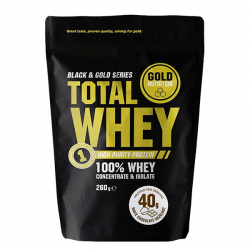 Total Whey - 260g [Gold nutrition]