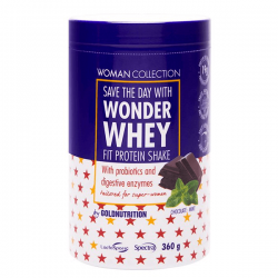 Wonder Whey - 360g [Gold nutrition]