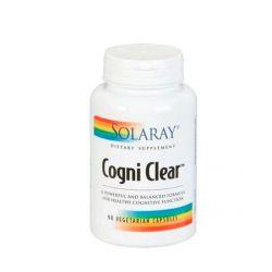 Cogni Clear - 90 Cápsulas Vegetales [Solaray]