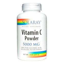 Vitamina C en Polvo - 227g [Solaray]
