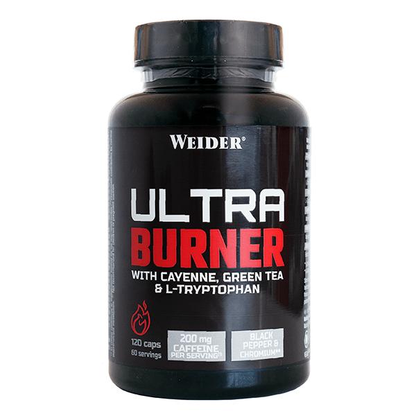 Ultra Burner - 120 cápsulas [Weider]