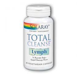 Total Cleanse Lymph - 60 Cápsulas Vegetales [Solaray]