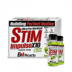 Stim Impulse X10 - 60ml [Beverly Nutrition]