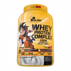 Whey Protein Complex Dragon Ball Z - 2.2kg (Edición Limitada)