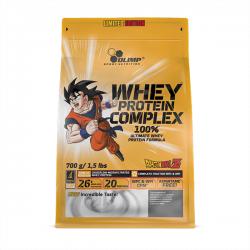 Whey Protein Complex Dragon Ball Z - 700g (Edición Limitada)