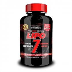 Lipo 7 - 200 Cápsulas [Invictus Nutrition]