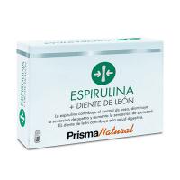 Espirulina + Diente de León - 28 cápsulas [Prisma Natural]