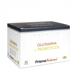 Glutamine + probiotics - 30 sticks