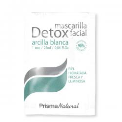 Detox Mascarilla Facial - 50x25ml [Prisma Natural]