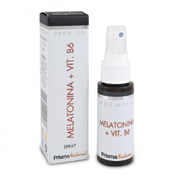 Melatonina + B6 - 50 ml [Prisma Natural]