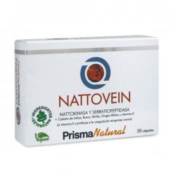 Nattovein - 20 cápsulas [Prisma Natural]