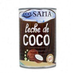 Leche de Coco Bio - 400ml [Ecosana]