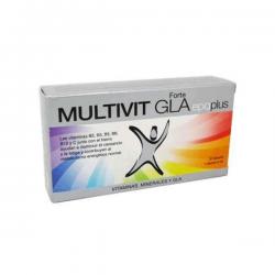 Multivit GLA Forte - 30 softgels [Epaplus]