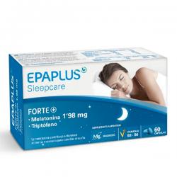 Melatonina y Triptófano - 60 cápsulas [Epaplus]
