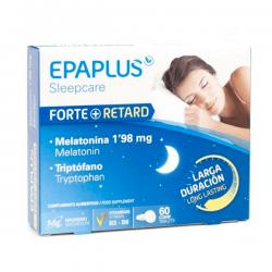 Melatonina y Triptófano (Larga Duración) - 60 cápsulas [Epaplus]