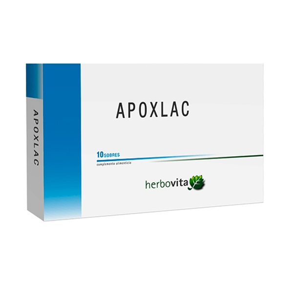 Apoxlac - 10 sobres [Herbovita]