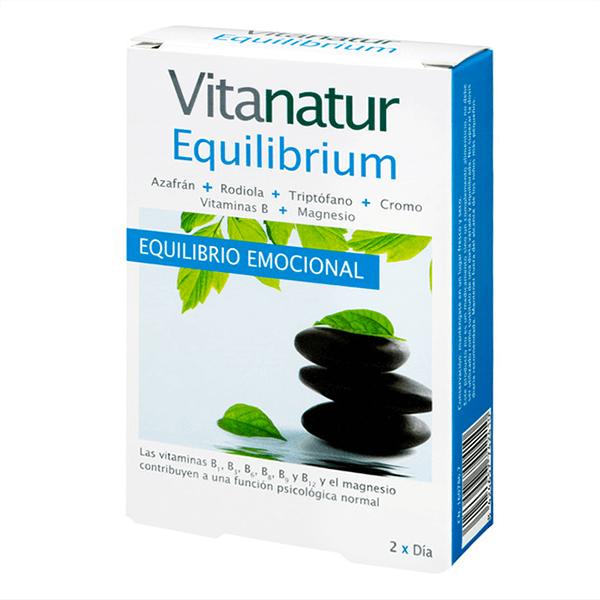 Vitanatur  Equilibrio - 30 tabletas [Vitanatur]