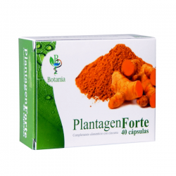 Plantagen Forte - 40 cápsulas [Botania]