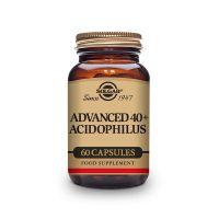 Avanzado 40+ Acidophilus - 60 Cápsulas Vegetales