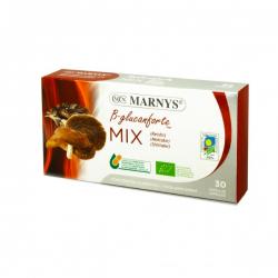 Mix (shitake,reishi,maitake) - 30 Cápsulas