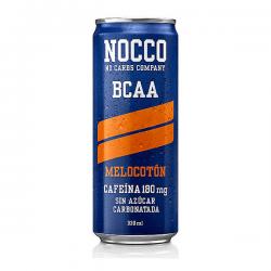 Nocco BCAA Melocotón - 330ml [Nocco]
