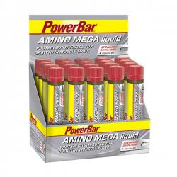Amino Mega Liquid - 20 x 25ml [PowerBar]