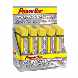 Magnesium Liquid - 20 x 25ml [PowerBar]